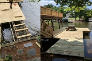 Deck Rebuild 1