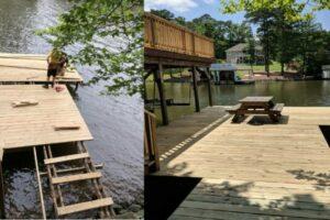 Deck Rebuild 2