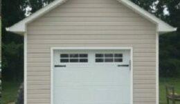 Detached Garage Build 1