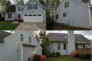 Full Exterior Paint Job (all angles of house)