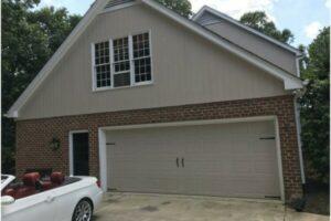 Garage - Siding replace