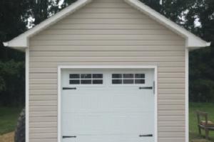 Hedg garage 2