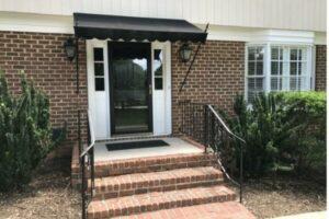 Portico - front porch