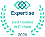Voted one of the Best Roofers in Durham