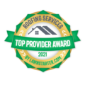 Recipients of 2021 Top Roofing Providers in Duram, NC